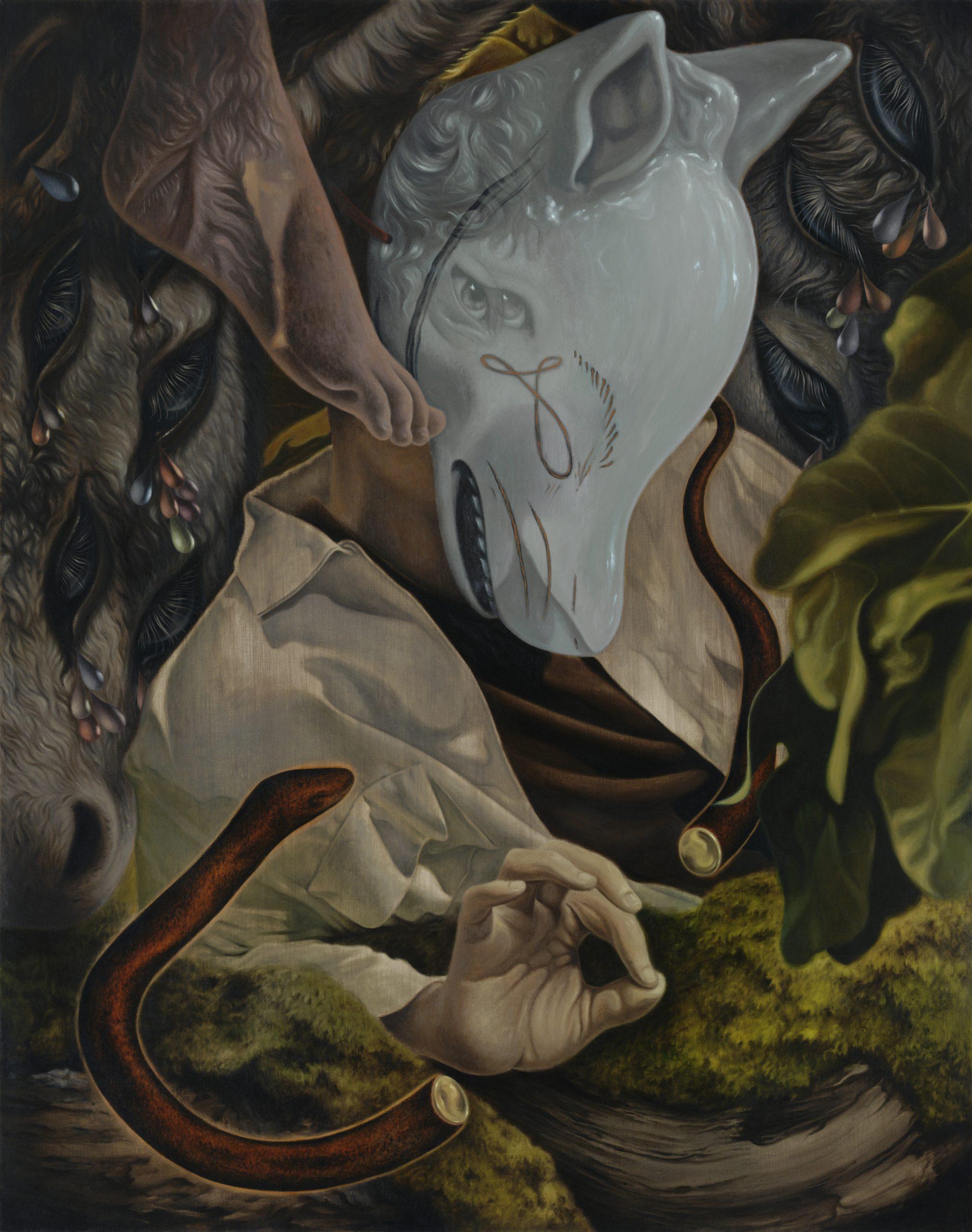 Artist Painting DSC Gallery